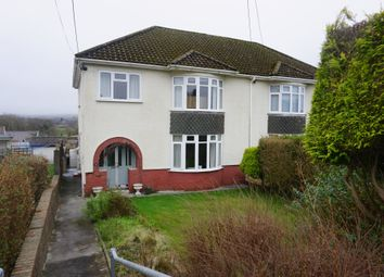 Thumbnail 3 bed semi-detached house for sale in Heol Cwmmawr, Drefach, Llanelli