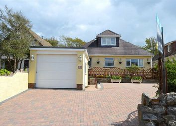 Thumbnail 4 bed detached bungalow for sale in Pencaerfenni Lane, Crofty, Swansea