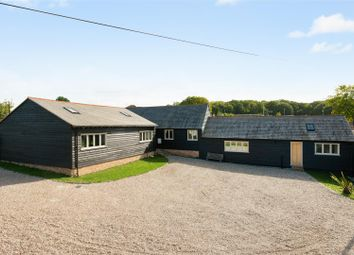 Thumbnail 5 bed detached bungalow for sale in 11 Honey Hill Farm, Blean, Canterbury