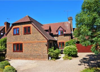 Thumbnail 4 bedroom detached house for sale in Bull Lane, Riseley