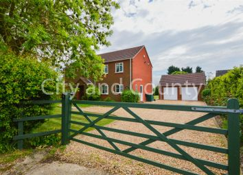 4 bed detached house for sale in Front Road, Murrow, Wisbech PE13