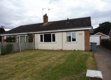 Thumbnail 2 bed bungalow to rent in Tuddenham Road, Aylsham, Norwich