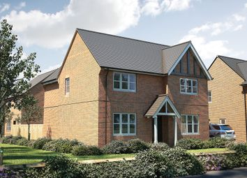 """Thumbnail 4 bedroom detached house for sale in """"The Houghton"""" at Manchester Road, Congleton"""