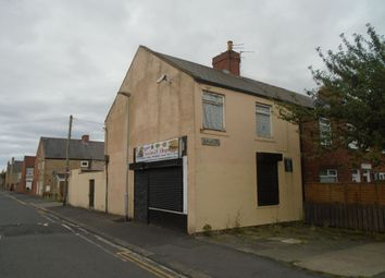 Thumbnail Retail premises for sale in Poplar Street, Ashington