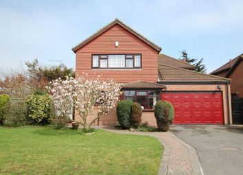 Thumbnail 5 bed detached house for sale in Annabell Avenue, Orsett, Grays