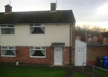 Thumbnail 2 bed semi-detached house to rent in Stoneley Crescent, Sheffield