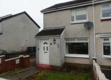 Thumbnail 2 bed semi-detached house for sale in Earlston Crescent, Carnbroe, Coatbridge