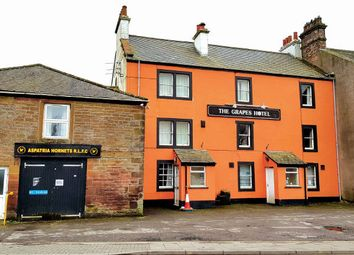 Thumbnail 10 bed terraced house for sale in The Grapes Hotel, Market Square, Cumbria