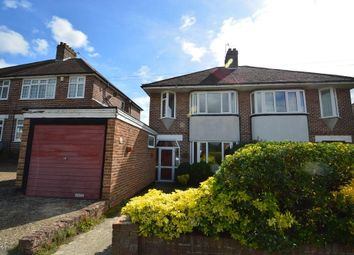 Thumbnail 3 bedroom semi-detached house to rent in Ghyllside Drive, Hastings, East Sussex