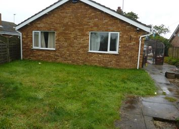 Thumbnail 2 bed bungalow for sale in Catfield, Norfolk