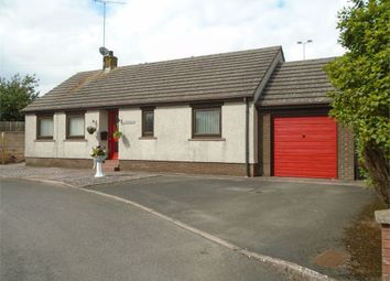 Thumbnail 2 bed detached bungalow for sale in Meadow Close, Aspatria, Wigton, Cumbria
