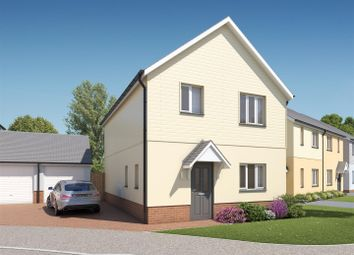 Thumbnail 3 bedroom semi-detached house for sale in Park View, Velator, Braunton