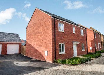 Thumbnail 4 bed detached house for sale in Tadmarton Road, Bloxham, Banbury