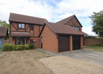 Thumbnail 3 bed detached house for sale in 79 Coniston Road, Gunthorpe, Peterborough, Cambridgeshire