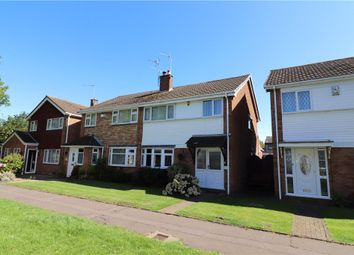 Thumbnail 3 bed semi-detached house for sale in Coombe Park Road, Coventry, West Midlands