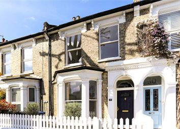 Thumbnail 3 bed terraced house for sale in Mansell Road, London