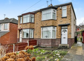 Thumbnail 2 bedroom semi-detached house for sale in Strutt Road, Sheffield