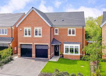 Thumbnail 5 bed detached house for sale in Rowan Close, Harrogate, North Yorkshire
