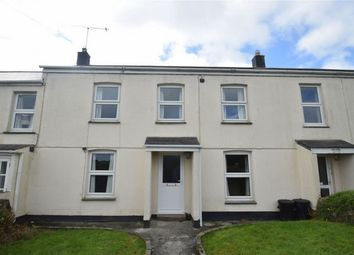 Thumbnail 3 bed terraced house to rent in Little Beside, St Day, Redruth, Cornwall