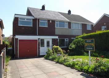 Thumbnail 3 bed semi-detached house for sale in Morley Road, Burntwood, Staffordshire