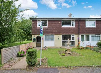 Thumbnail 3 bedroom end terrace house for sale in Carol Avenue, Martlesham, Woodbridge