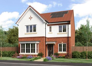 "Thumbnail 4 bed detached house for sale in ""Mitford"" at Southport Road, Chorley"