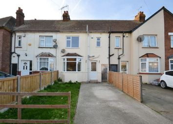 Thumbnail 3 bed terraced house for sale in St. Georges Avenue, Sheerness