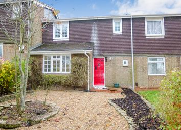 Thumbnail 3 bed terraced house to rent in Munnings Close, Basingstoke