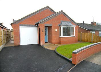 Thumbnail 3 bed detached bungalow for sale in School Close, Stonebroom, Alfreton