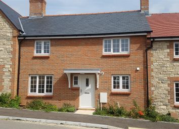 Thumbnail 3 bed terraced house for sale in New Development, Chickerell, Help To Buy Available