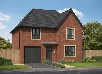 """Thumbnail 4 bedroom detached house for sale in """"Rothes"""" at Gilmerton Station Road, Edinburgh"""