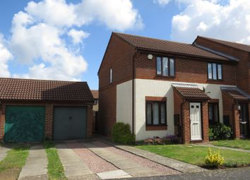 2 bed semi-detached house for sale in Willowmead, Leybourne, West Malling ME19