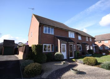 Thumbnail 2 bed end terrace house for sale in Ryecroft, Fareham