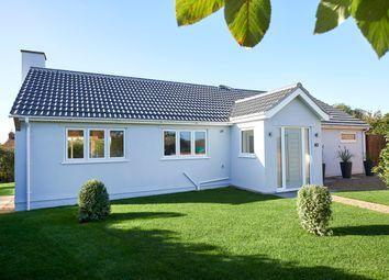 Thumbnail 3 bed detached bungalow for sale in Evans Close, Reydon, Southwold