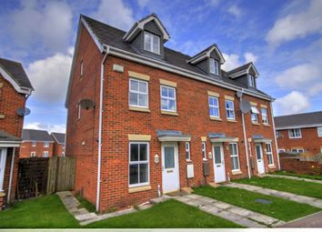 Thumbnail 3 bed terraced house for sale in Fenwick Way, Consett