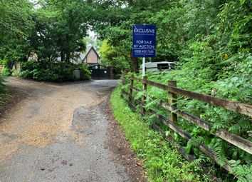 Land for sale in High View Road, Lightwater, Surrey GU18