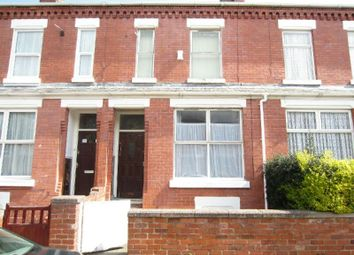 Thumbnail Terraced house to rent in Premier Street, Old Trafford, Manchester