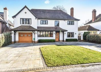 Thumbnail 5 bed detached house for sale in Meadow Way, Farnborough Park