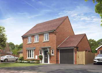"Thumbnail 3 bed detached house for sale in ""Arlington"" at Steventon Storage Facility, Hanney Road, Steventon, Abingdon"