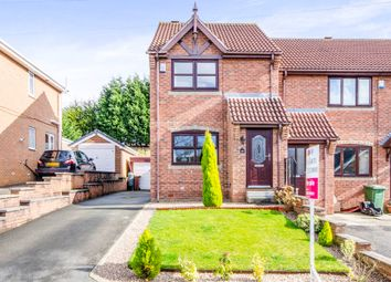 Thumbnail 3 bed town house for sale in Westways, Wrenthorpe, Wakefield