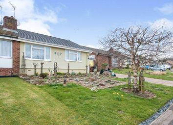 Winchester Way, Willingdon, Eastbourne BN22. 2 bed semi-detached bungalow for sale