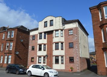 Thumbnail 2 bedroom flat for sale in Castlegreen Street, Dumbarton