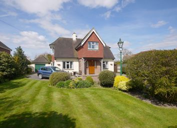 Thumbnail 3 bedroom detached house for sale in Rookes Lane, Lymington, Hampshire