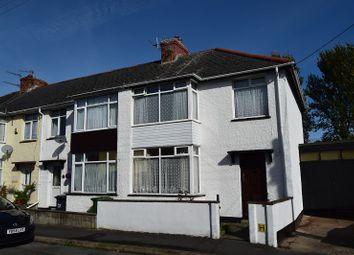 Thumbnail 3 bedroom property for sale in Broadfield Road, Newport, Barnstaple