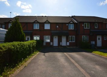 Thumbnail 2 bed terraced house to rent in Portbury Way, New Ferry, Wirral