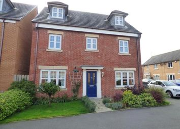 Thumbnail 4 bed detached house for sale in Earlsmeadow, Newcastle Upon Tyne, Tyne And Wear