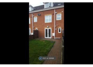Thumbnail 4 bed terraced house to rent in Ashfield Mews, Ashington