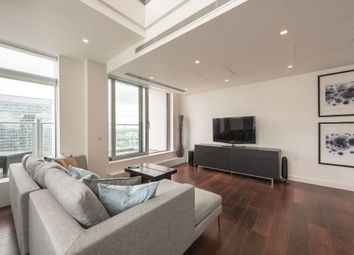 Thumbnail 2 bed flat to rent in Pan Peninsula Square, Canary Wharf