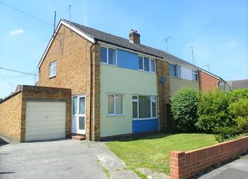 Thumbnail 3 bedroom semi-detached house to rent in Chantry Gardens, Southwick, Trowbridge