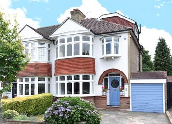 Thumbnail 4 bed semi-detached house for sale in The Mead, West Wickham